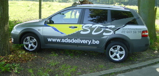 SDS Delivery - CAR 0 à 100kg àpd 0.35€/km