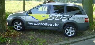 SDS Delivery - CAR 0 tot 100kg vanaf 0,35€/km