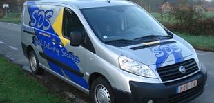 SDS Delivery - VAN tot 500kg vanaf 0,40€/km