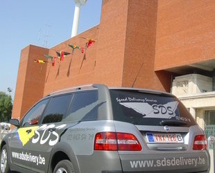 SDS Delivery - Car 0 à 100kg àpd 0,35€/km